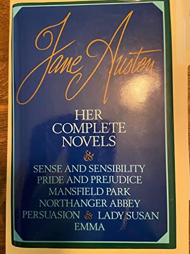 9780517347997: Gramercy Classics: Jane Austen: Her Complete Novels