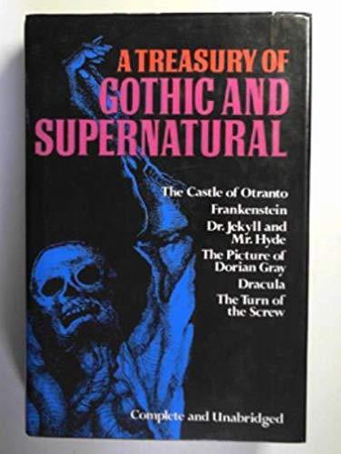 Treasury Of Gothic & Supernatural: Rh Value Publishing