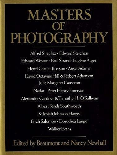9780517348055: Masters Of Photography