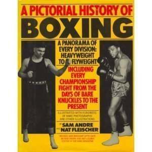 9780517348109: A Pictorial History Of Boxing