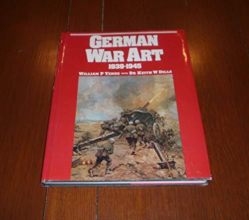 9780517348468: German War Art 1939-1945