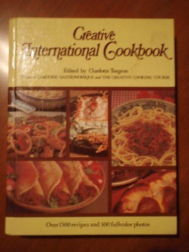9780517349212: Creative International Cookbook