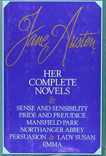 9780517351741: Jane Austen, Her Complete Novels