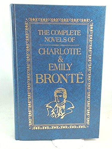 9780517351758: Complete Novels Of Charolette & Emily Bronte