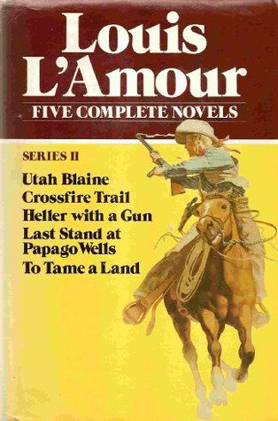 9780517354216: Louis Lamour 2nd Series: 5 Complete Novels