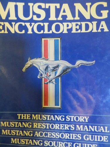 9780517359860: Mustang Encyclopedia
