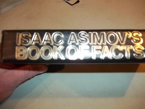 9780517361115: Isaac Asimov's Book Of Facts