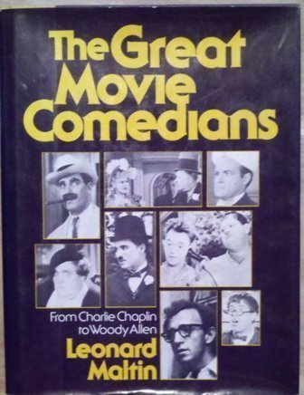 Great Movie Comedians, From Charlie Chaplin to: Leonard Maltin