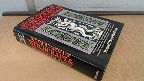 9780517362457: The Encyclopedia of Witchcraft and Demonology