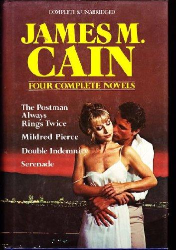 9780517362495: James M Cain: 4 Complete Novels