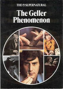 Geller Phenomenon: Colin Wilson