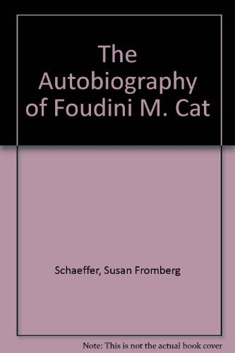 9780517370285: The Autobiography of Foudini M. Cat