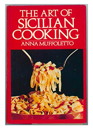 9780517370742: The Art Of Sicilian Cooking