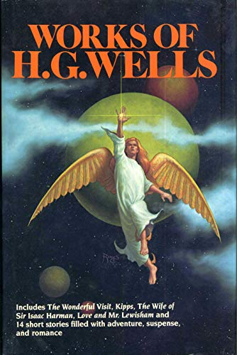 9780517371534: Works Of H. G. Wells