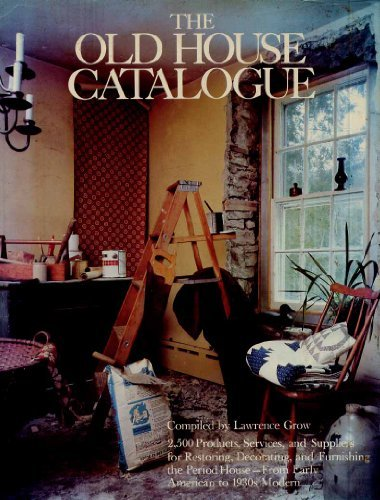 9780517371619: Old House Catalogue