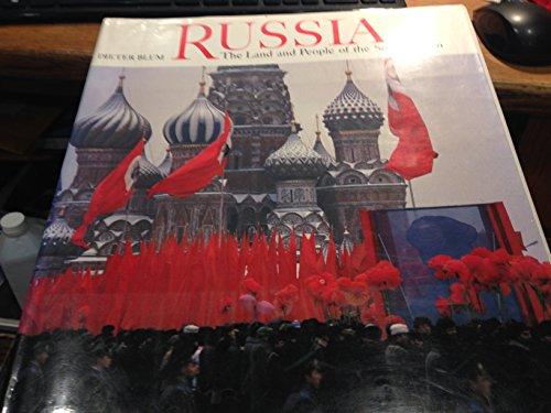 Russia: Land People of the Soviet Union: Rh Value Publishing