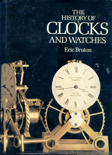 9780517377444: History Of Clocks And Watches