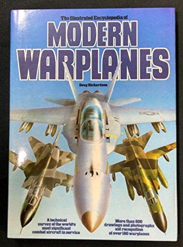 9780517378113: The Illustrated Encyclopedia Of Modern Warplanes
