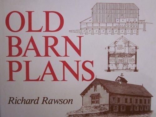 9780517380840: Old barn plans