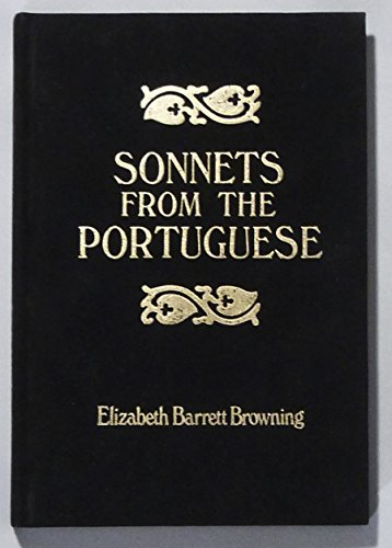 9780517381328: Sonnets from the Portuguese: Bronze Suede