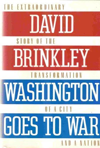 9780517382110: Washington Goes to War