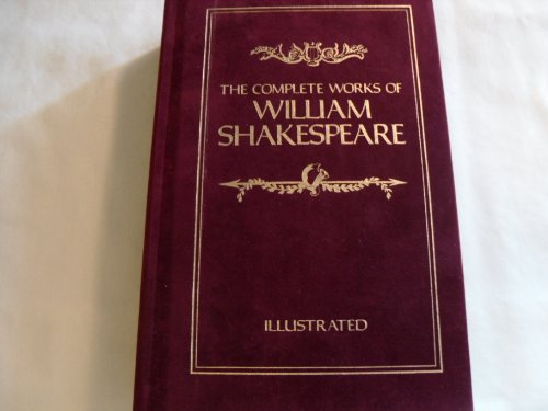 9780517383322: The Complete Works Of William Shakespeare
