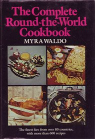 9780517383506: The Complete Round-the-World Cookbook