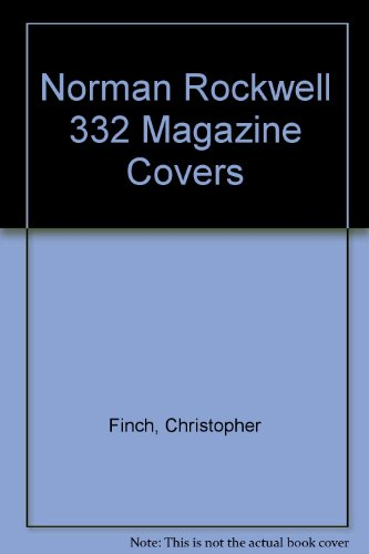 9780517385500: Norman Rockwell 332 Magazine Covers