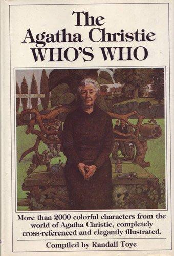 9780517385517: Agatha Christies Whos Who
