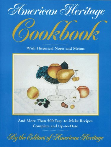 9780517385531: American Heritage Cookbook