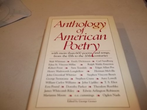 Anthology of American Poetry