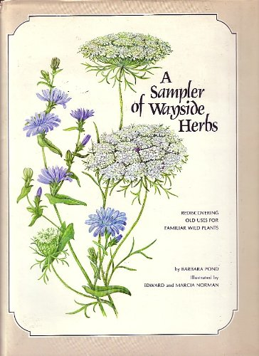 9780517385944: Sampler of Wayside Herbs: Rediscovering Old Uses for Familiar Wild Plants