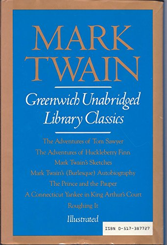 Mark Twain: Unabridged Library Classics: Outlet, and Twain, Mark, and Rh Value Publishing