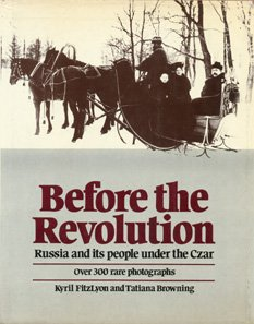 9780517391365: Before the Revolution: A View of Russia Under the Last Czar