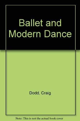 9780517392027: Ballet and Modern Dance