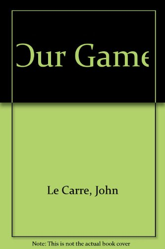 9780517396315: Our Game
