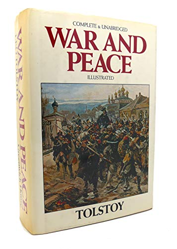 9780517399934: War and Peace (Greenwich House Classics Library)