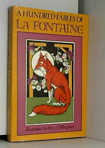 Hundred Fables Of La Fontaine: Rh Value Publishing
