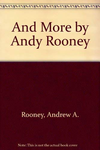 9780517406229: And More by Andy Rooney