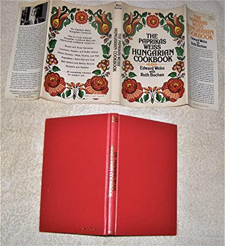 9780517411193: The Paprikas Weiss Hungarian Cookbook