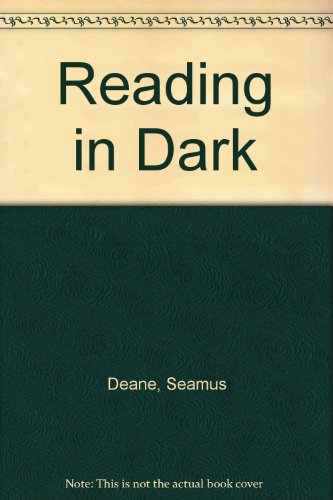 9780517413111: Title: Reading in Dark