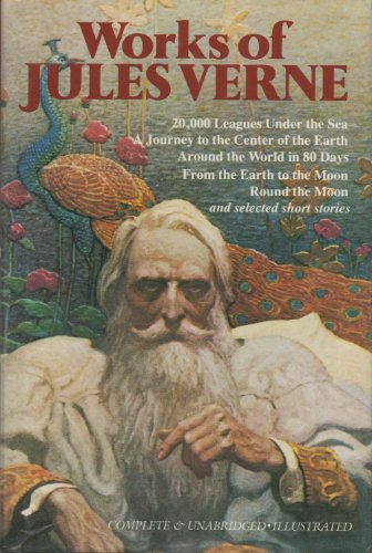 Works of Jules Verne: Verne, Jules (Claire Booss, Ed.)
