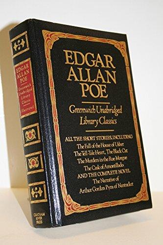 9780517413753: Edgar Allan Poe:Greenwich Unabridged Library Classics