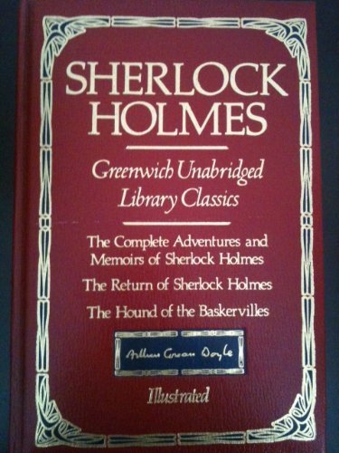 9780517413777: Gramercy Classics: Sherlock Holmes (Chatham River Press classics)
