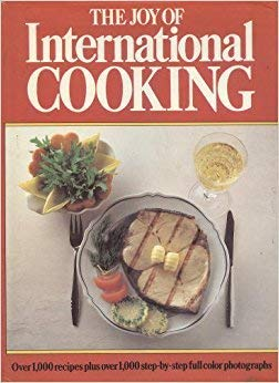 Joy Of International Cooking: Conte, Marie-Christine