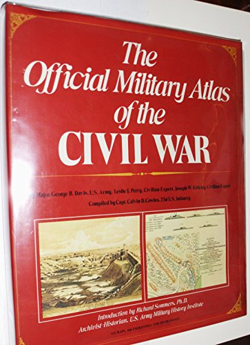 9780517415665: The Official Military Atlas of the Civil War
