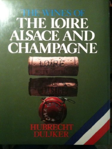 9780517418161: Wines Of The Loire Alsace & Ch