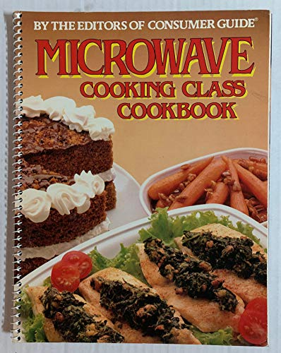 9780517421086: From America's Favorite Kitchens: Microwave Cooking Class Cookbook (Spiralbound)