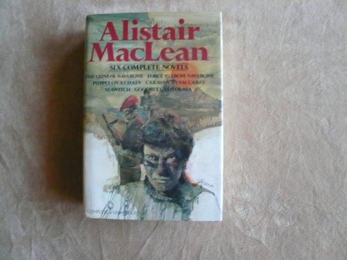 9780517421734: Alistair Maclean: Six Complete Novels