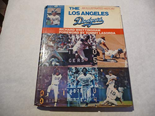 9780517423172: Los Angeles Dodgers: An Illustrated History